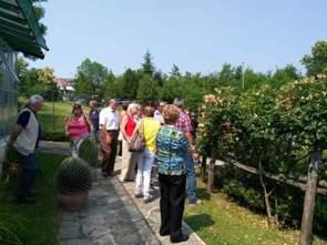 giardino botanico - trana