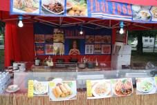 streed food festival - sangano