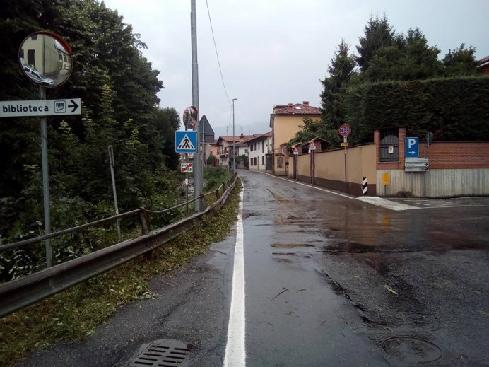 strada giaveno