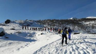 Montagna per tutti 2017 - Col San Giovanni