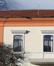 Il tetto della stazione di Bussoleno