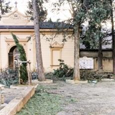 Il cimitero di Bussoleno