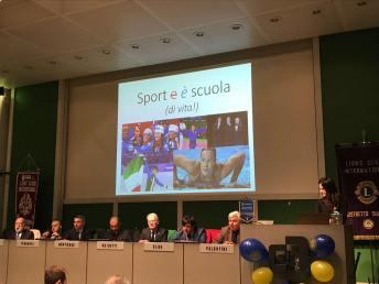 l'istituto frejus si confronta con gli esperti di torino (scuola e sport)