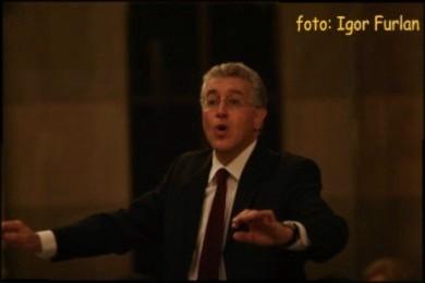 Giulio Castagnoli Direttore del coro