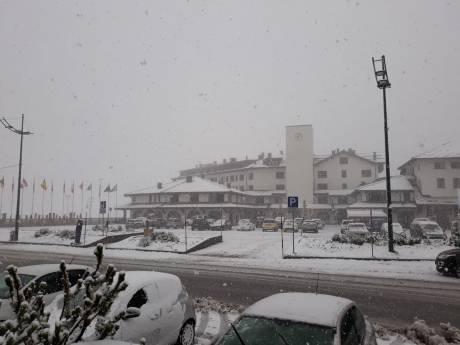 Prima neve al Colle del Sestriere (4)