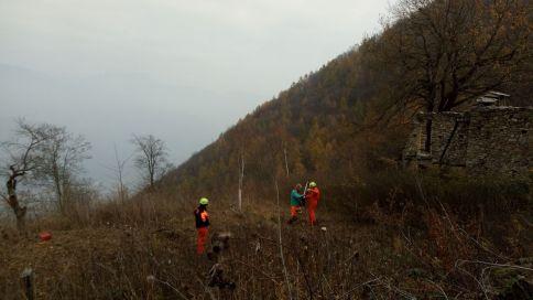 rimozione vegetazione Presa Casel 5