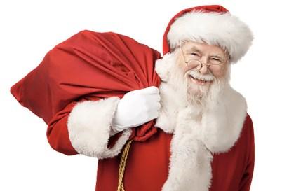 Babbo Natale Whatsapp.In Valsusa C E Babbo Natale A Domicilio Per La Consegna Dei Regali