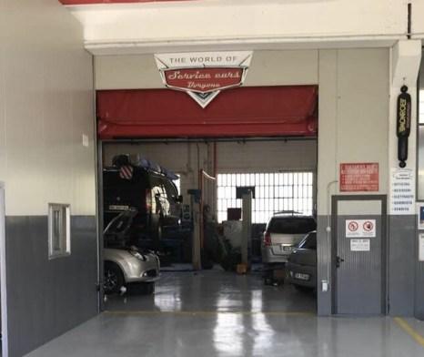 SERVICE CARS