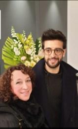 Il VOLO Piero Barone e Cristina Noris