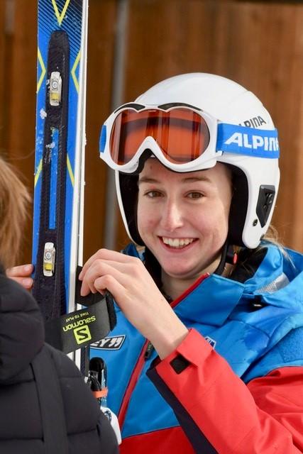 Sara Allemand, Sci club Bardonecchia AOC