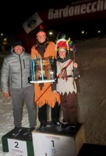 L'assessore Arturo Lionetti con i vincitori del Trofeo Miky Negro 2019(Foto Gian Spagnolo)