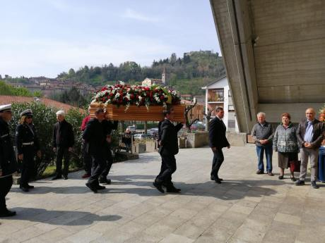 funerali claudio fasano