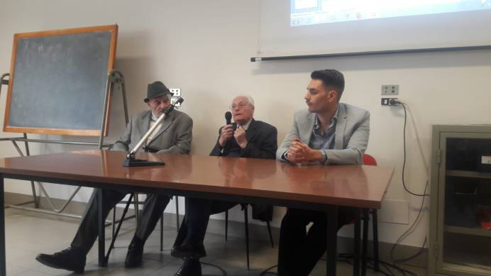 Avigliana - storia partigiano Grassi