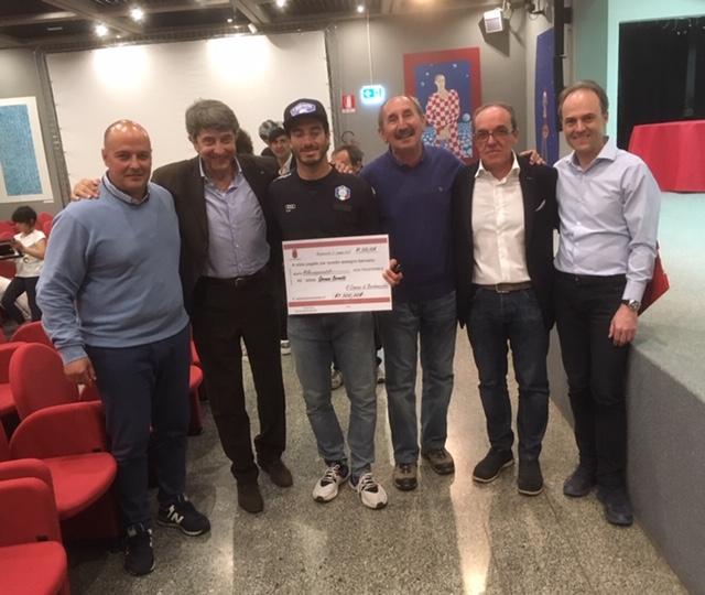 Arturo Lionetti, Pietro Marocco, Giovanni Borsotti, Luigi Chiabrera, Enrico Rossi, Francesco Avato