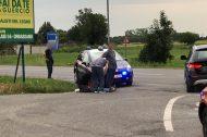 tragedia motociclista - sangano