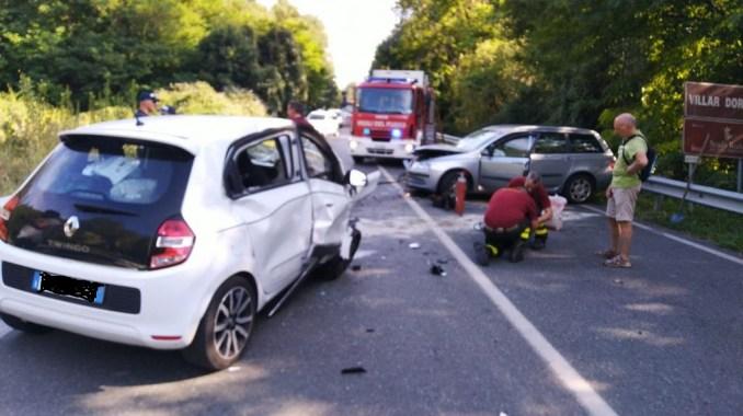 Incidente Villar Dora