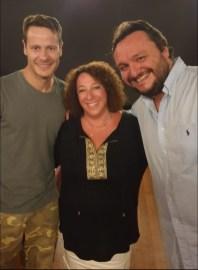 Cristina Noris, Gianluca Vannucci, Andrea Porti