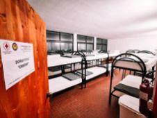 dormitorio polo logistico bussoleno