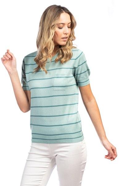 t-shirt-a-righe-maniche-corte-menta-lato