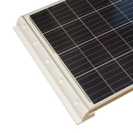 Aurinkopaneelin spoilerikiinnikkeet