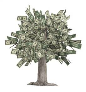 quit and grow a money tree