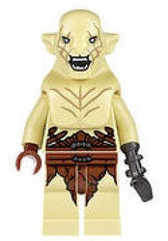 Lego Herr Der Ringe Figur Lor109 Azog Valuebrickat