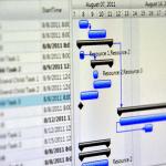 Project Manager Gantt Chart