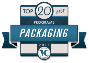 Top 20 Best Packaging Programs, 2017