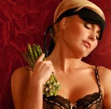 asparaghus as aphrodisiac