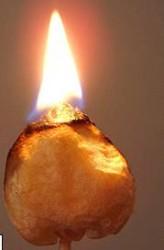 burnt kukui