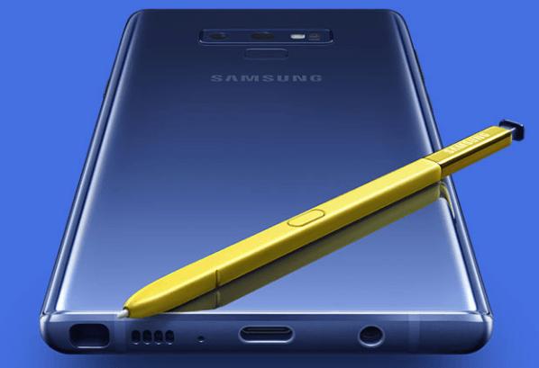 Galaxy Note 9 deals