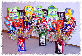 Sweet Bud Bouquets Edible Candy Bouquets Madison