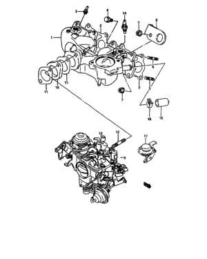 Hola Amigo Te Dejo El Diagrama Del Carburador Y Las