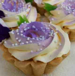 Edible Dessert Baskets - Корзинки