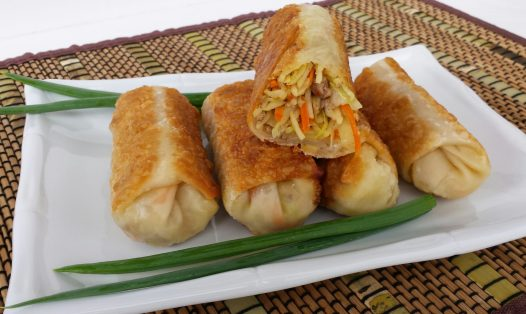 Homemade Eggrolls Recipe