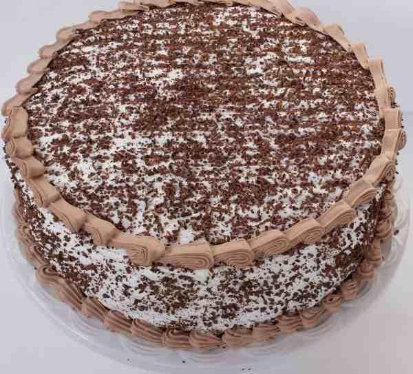 "Cake ""Broken Glass"""