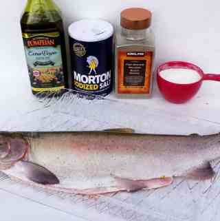 Sautéed Lahontan Cutthroat Trout