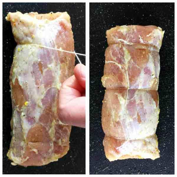 Pork Meat Roulette