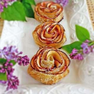 Apple Roses Desert Recipe