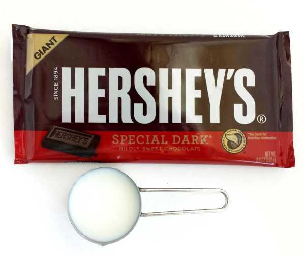 Simple Chocolate Ganache Recipe