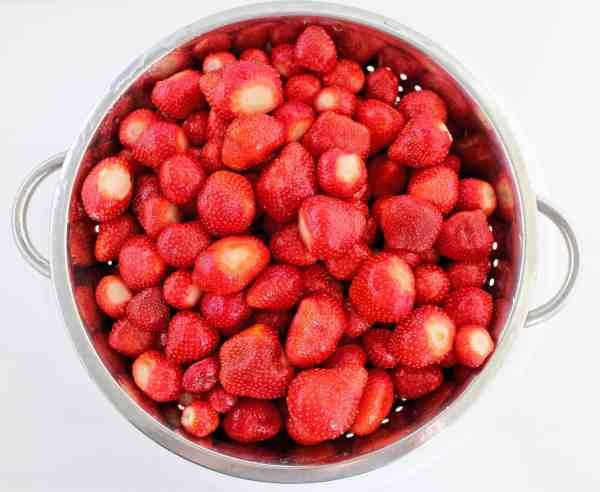 Simple Homemade Strawberry Jam Recipe