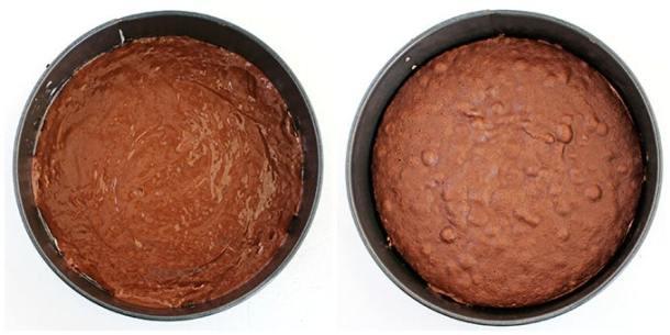 How to Make Chocolate Sponge Cake