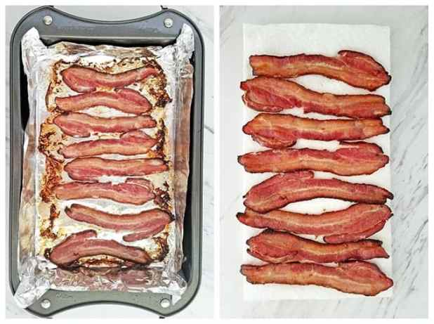how to cook bacon in the oven broiler pan
