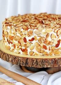 Healthier Homemade Carrot Cake