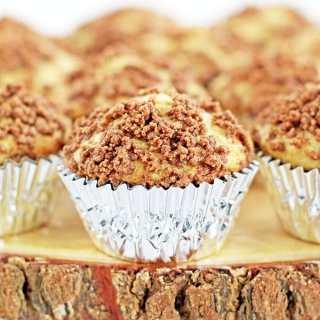 Best Ever Banana Crumb Muffins