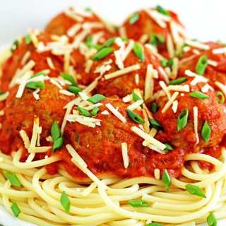 30-Minute Spaghetti and Meatballs Recipe