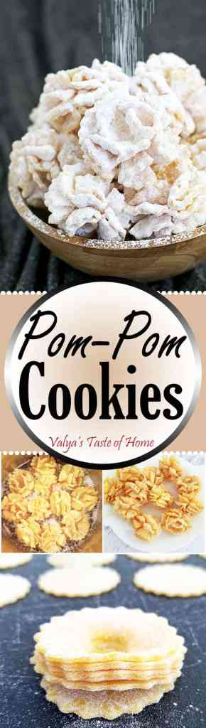 Pom-Pom Cookies Recipe