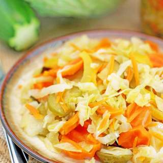 Tasty Canned Vegetable Salad Recipe