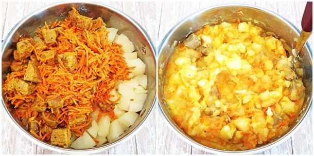 beef, Braised potatoes, Braised Potatoes with Beef (Stove Top Version), comfort food, dinner, do good, fall, family dinner, filling and satisfying, kid approved dish, kids favorite, Main Dish, meat dish, potato dish, recipe