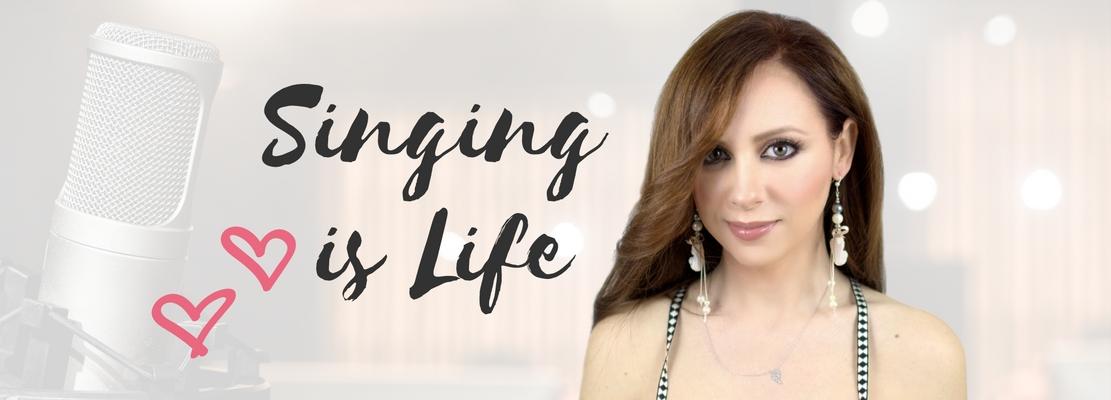 Singing is life
